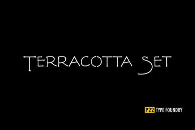 P22 FLLW Terracotta