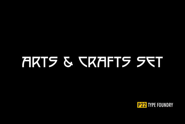 P22 Arts And Crafts Set