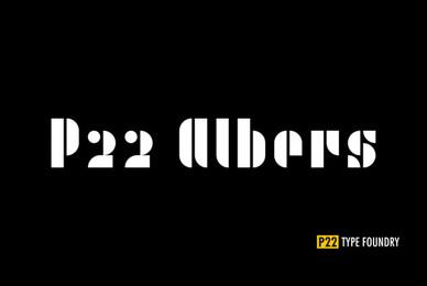 P22 Albers Set