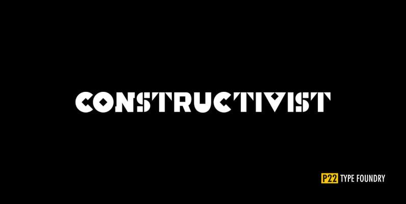 P22 Constructivist Set