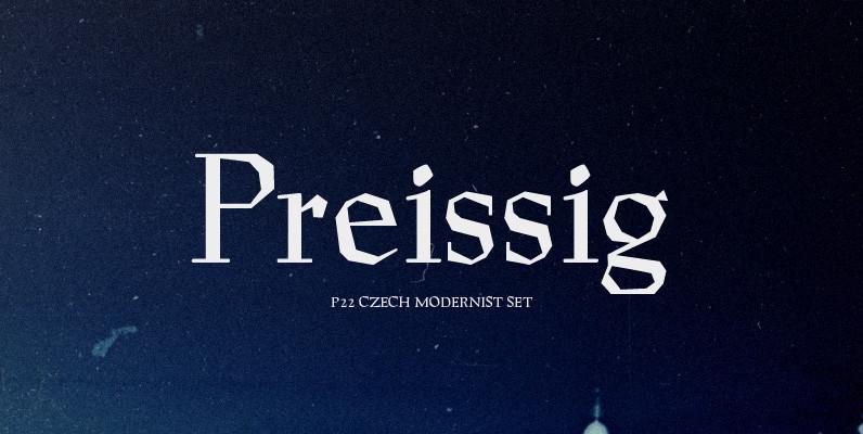 P22 Czech Modernist Set