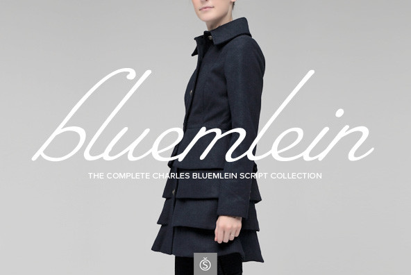 The Charles Bluemlein Script Collection