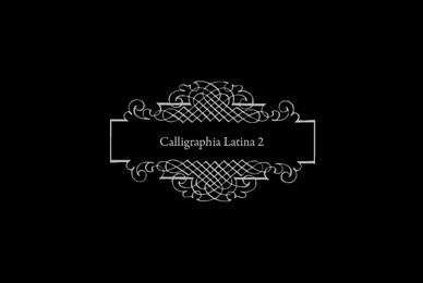 Calligraphia Latina 2