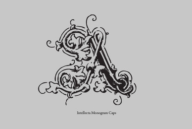 Intellecta Monogram Caps