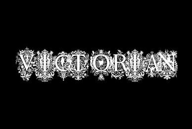 Victorian Ornamental Capitals