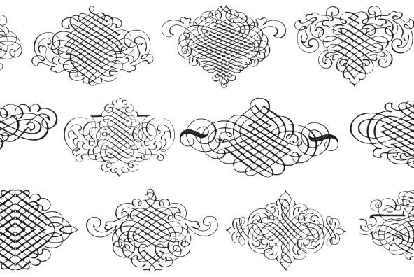 Calligraphia Latina 3