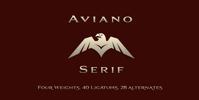 Aviano Serif