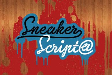 Sneaker Script