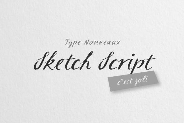 Sketch Script
