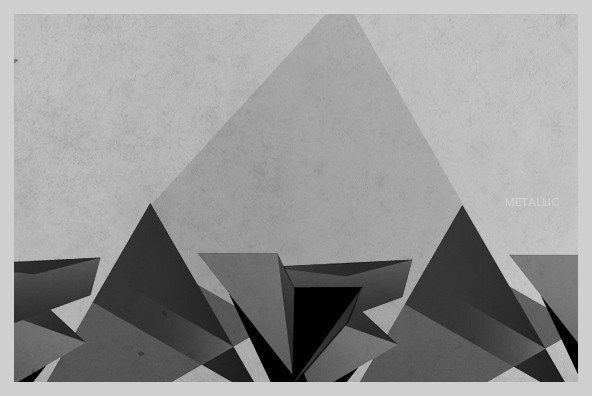 Trisec Metallic