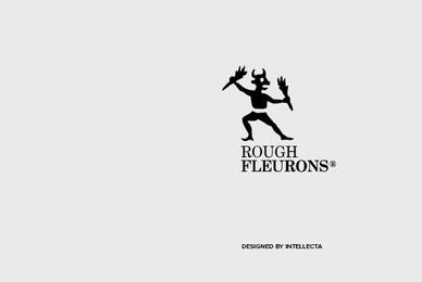 Rough Fleurons