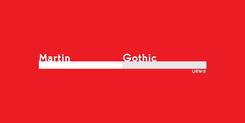 Martin Gothic