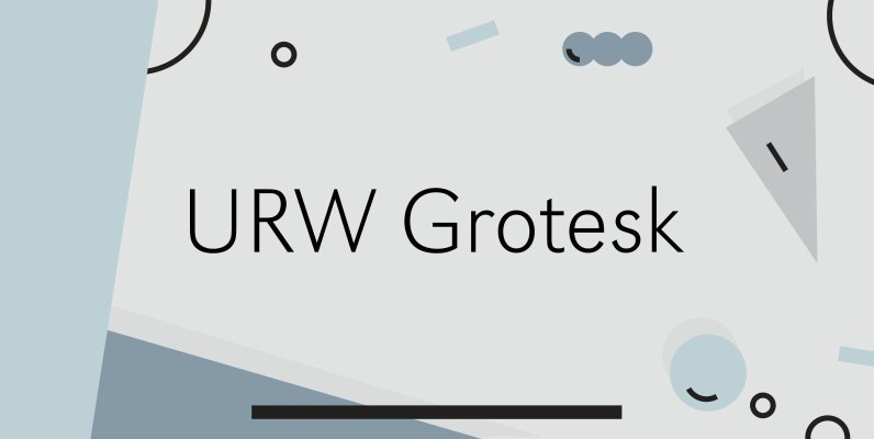 URW Grotesk