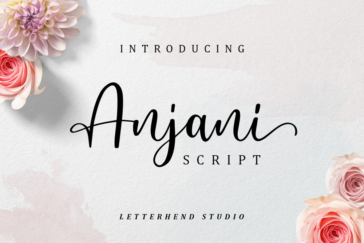 Anjani Script