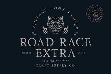Road Race Extra