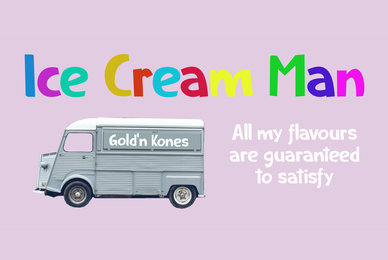 Ice Cream Man