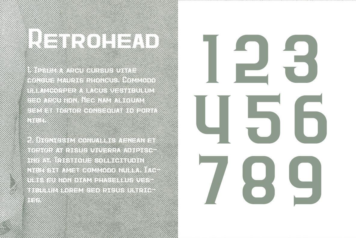 Retrohead