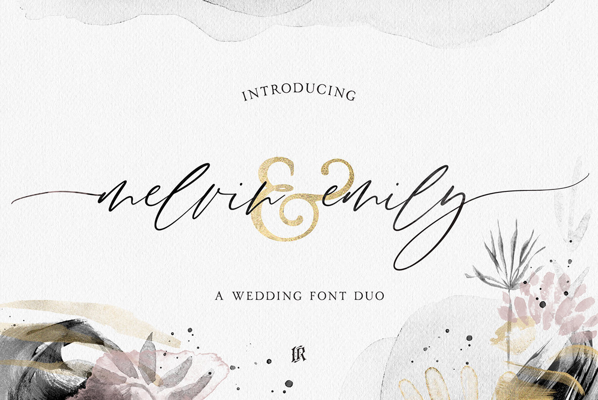 Melvin and Emily Font Duo