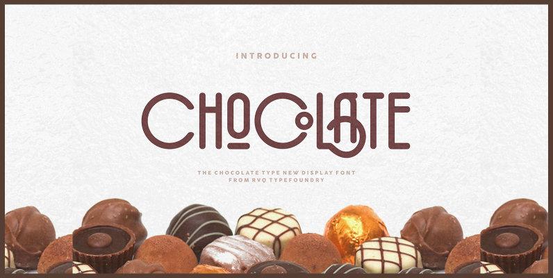 The Chocolate type