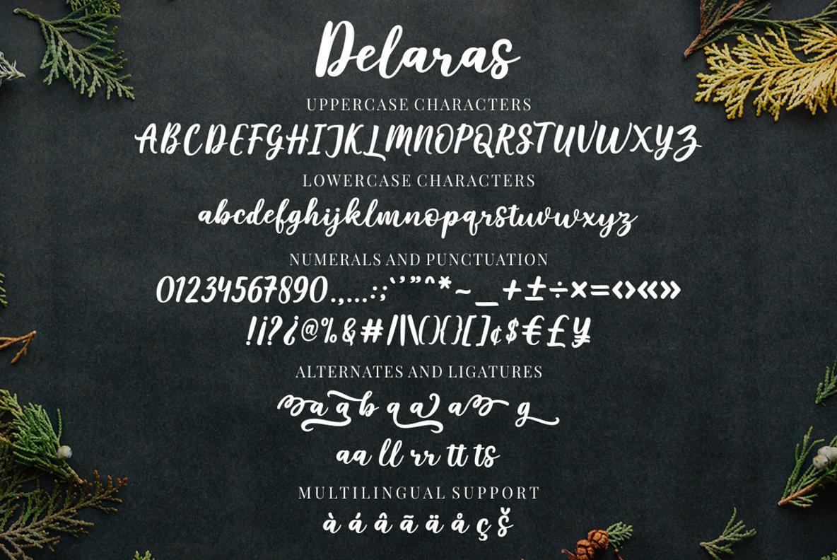 Delaras