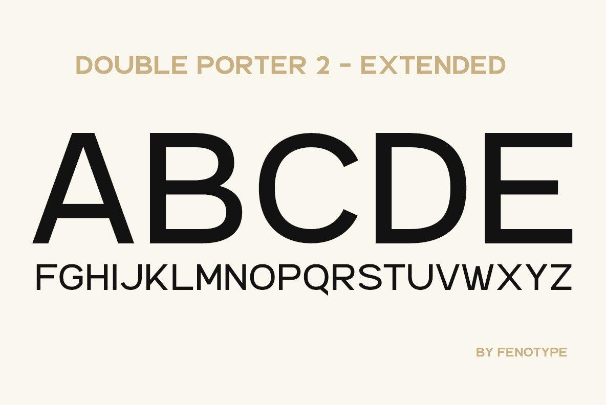 Double Porter