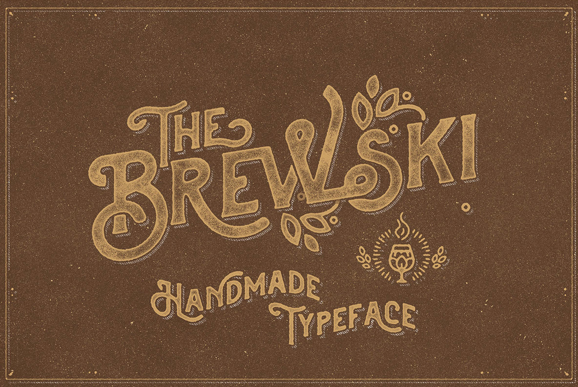 The Brewski Textured
