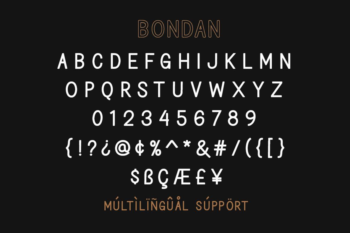 Bondan
