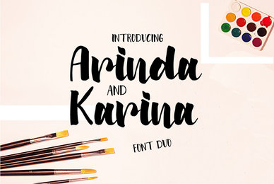 Arinda and Karina Font Duo