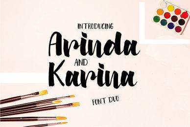 Arinda and Karina Font Duo