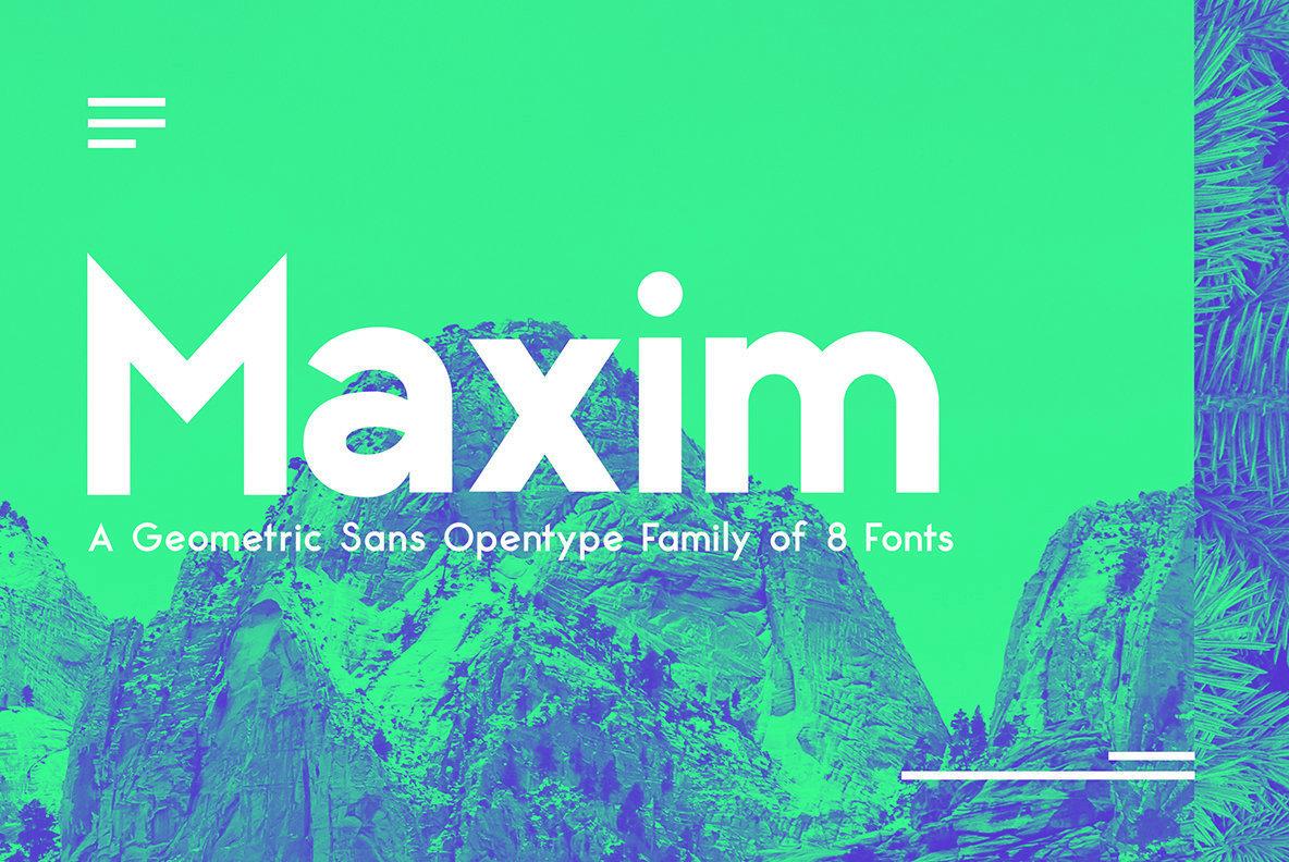 Maxim Sans