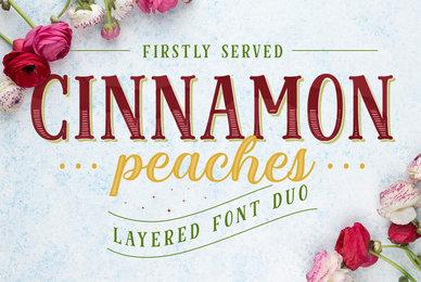 Cinnamon Peach