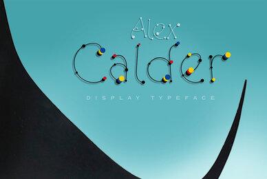 Alex Calder