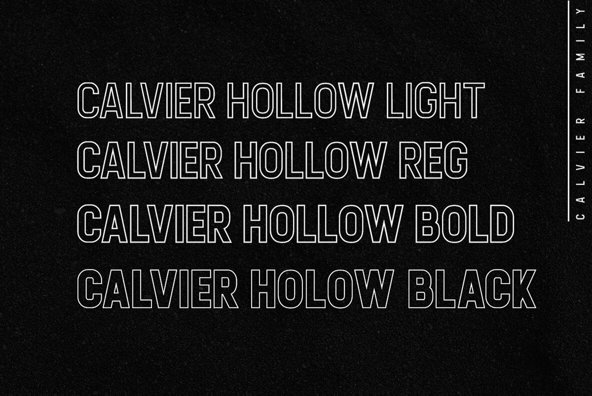 Calvier