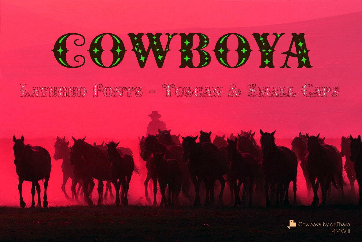 Cowboya Tuscan