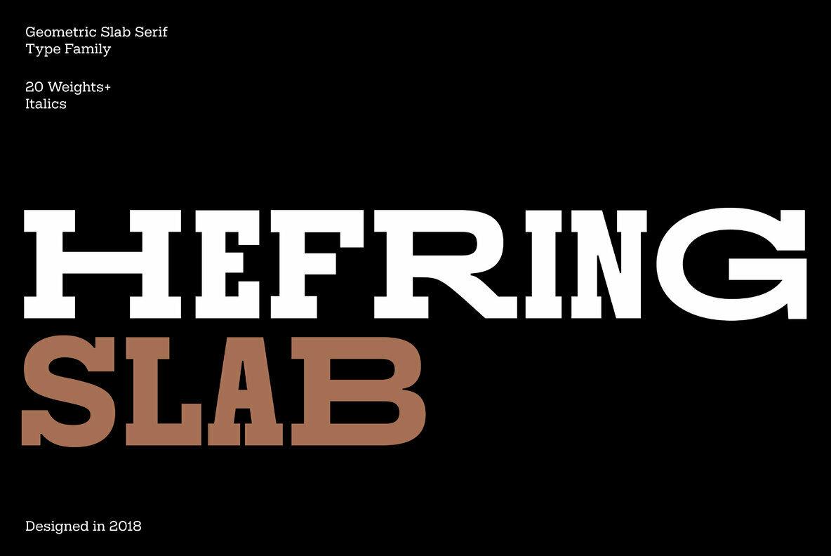 Hefring Slab