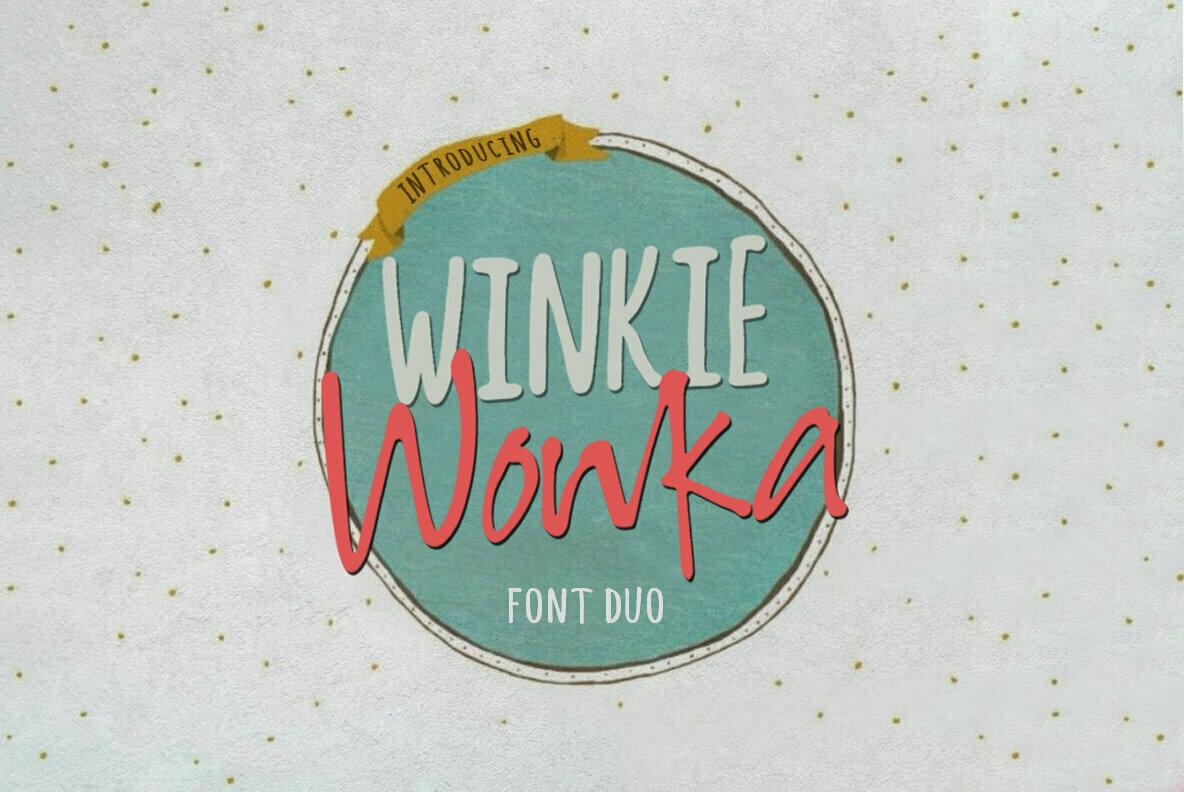 Winkie Wonka