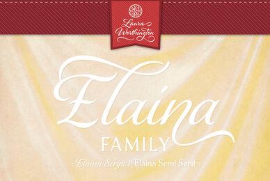 Elaina Family