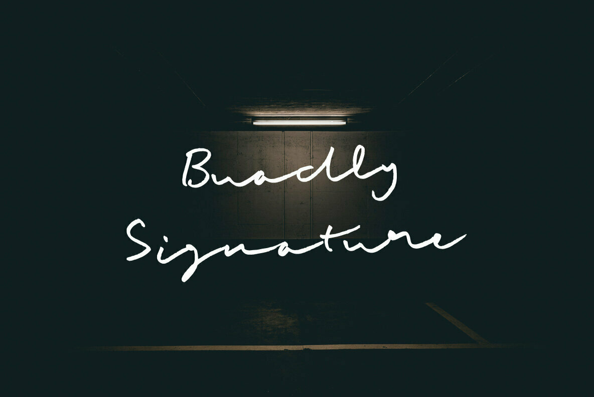Buadly Signature