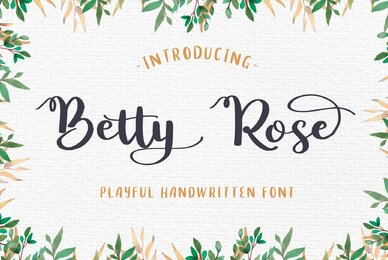 Betty Rose
