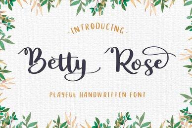 Betty Rose