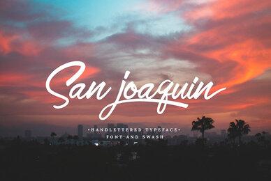 San Joaquin Font