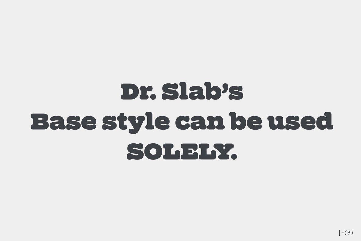 Dr Slab