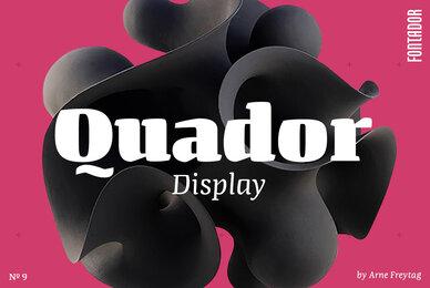 Quador Display