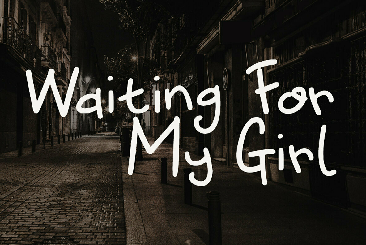 Waiting For My Girl
