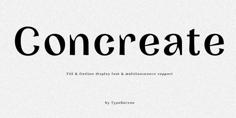 Concreate