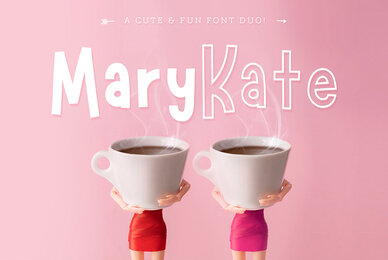 Marykate Font Duo
