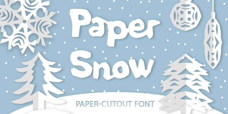 Paper Snow