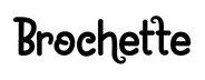 Brochette