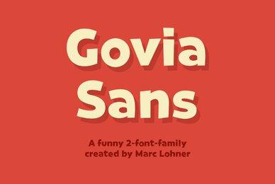 Govia Sans