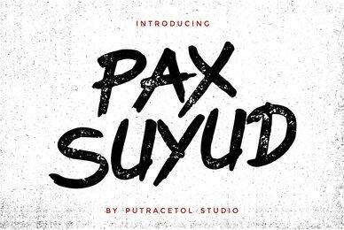 Pax Suyudz